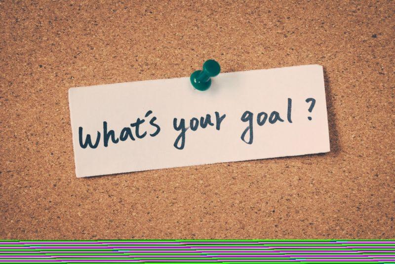 Setting Exit Goals